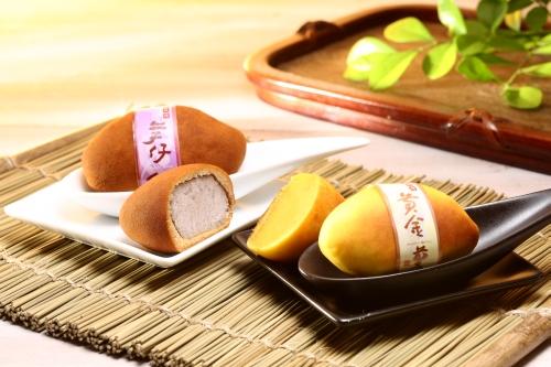 阿美麻糬-芋仔餅