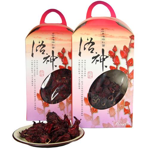 阿美麻糬-洛神果乾花