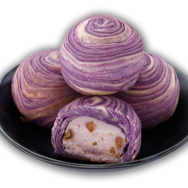 阿美麻糬-芋頭酥