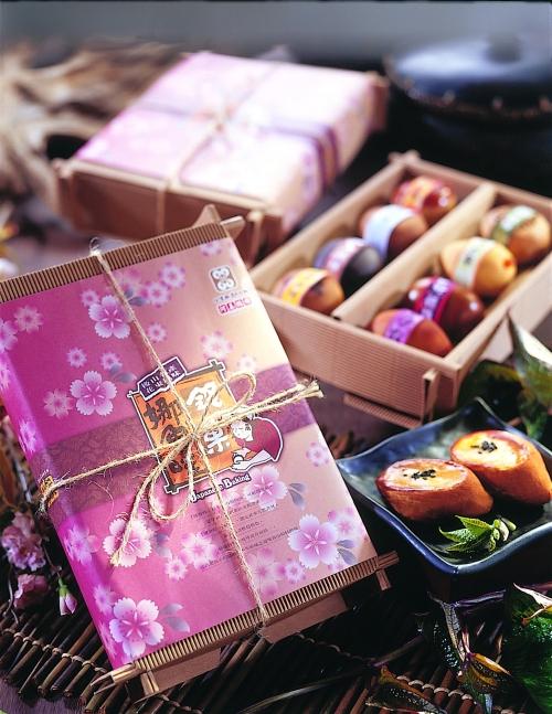 阿美麻糬-娜魯哇銘果禮盒